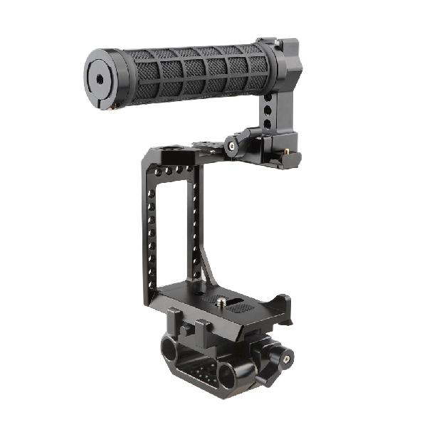 Kemo c1861 c-frame cage stabilizer with cheese plate handle
