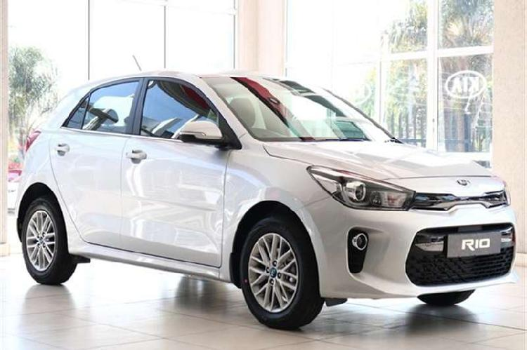 Kia rio hatch 1.4 ex auto 2019