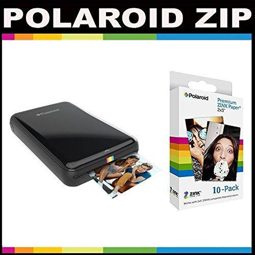 Polaroid zip mobile printer zink zero ink printing