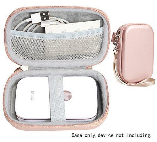 Protective case for hp sprocket portable photo printer,