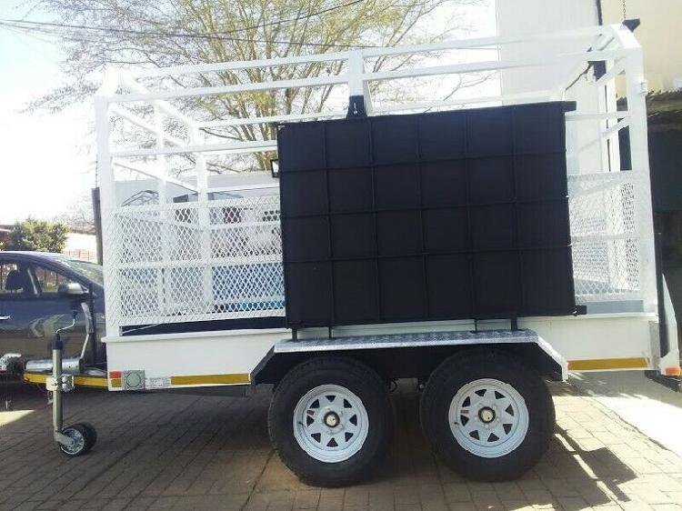 Cattle /livestock trailer for sale