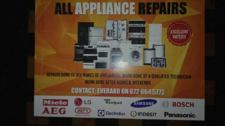 2all appliance repairs