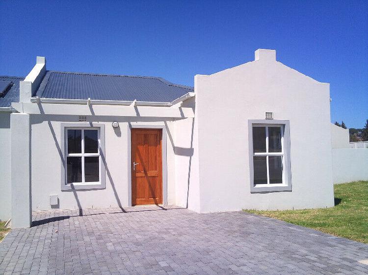 House share stellenbosch, mont simons estate
