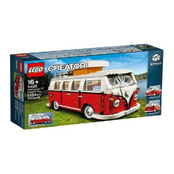 Lego creator expert 1962 volkswagen vw t1 camper van