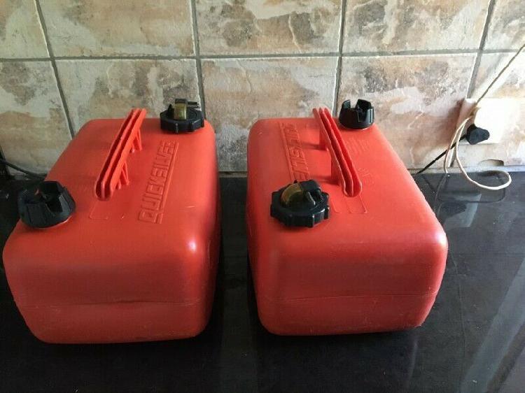 Quicksilver boat fuel tanks for sale