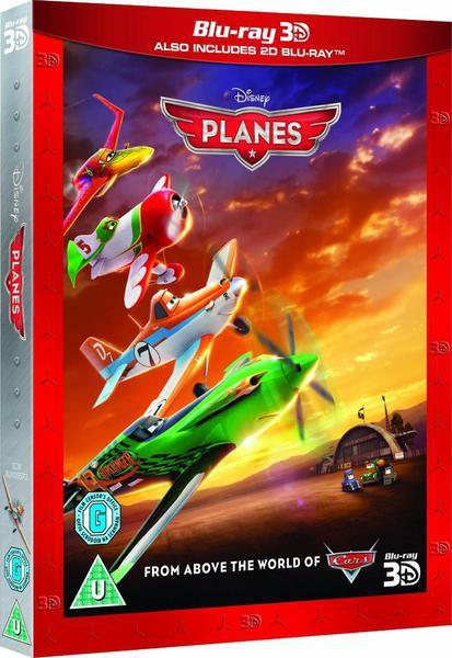 Planes (3d+2d blu ray)