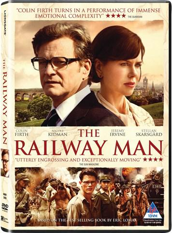 Railway man, the (nicole kidman, colin firth, stellan