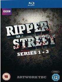 Ripper street: series 1-3 (blu-ray disc)