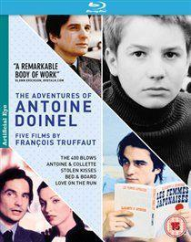 The adventures of antoine doinel: five films by franois