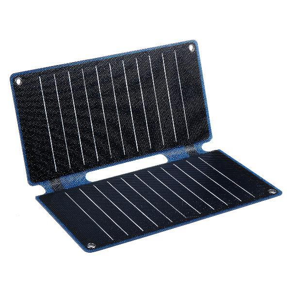 25w usb etfe sunpower foldable solar panel outdoor camping