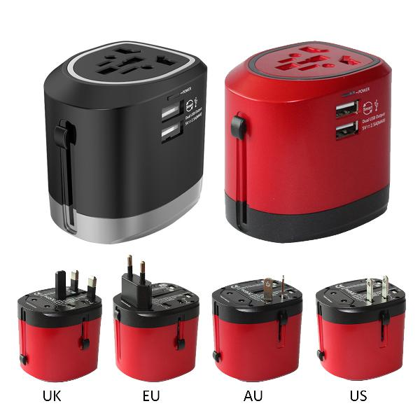 Ch-118 international universal travel power adaptor