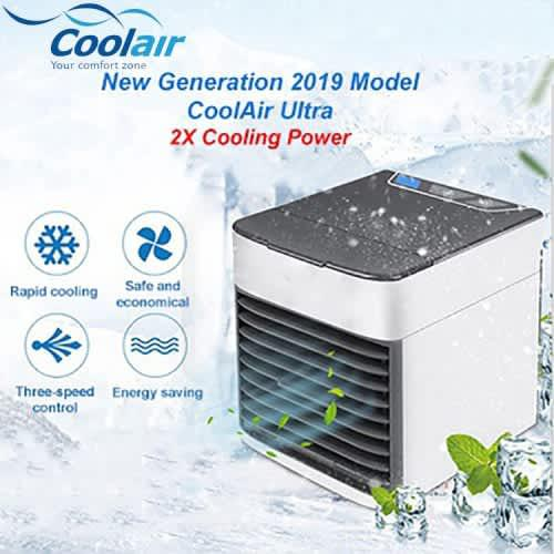 Coolair ultra new personal space cooler air cooler