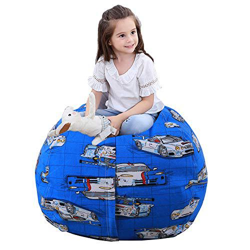 "Gatycallaty extra large 38"" stuffed animals bean bag chair"
