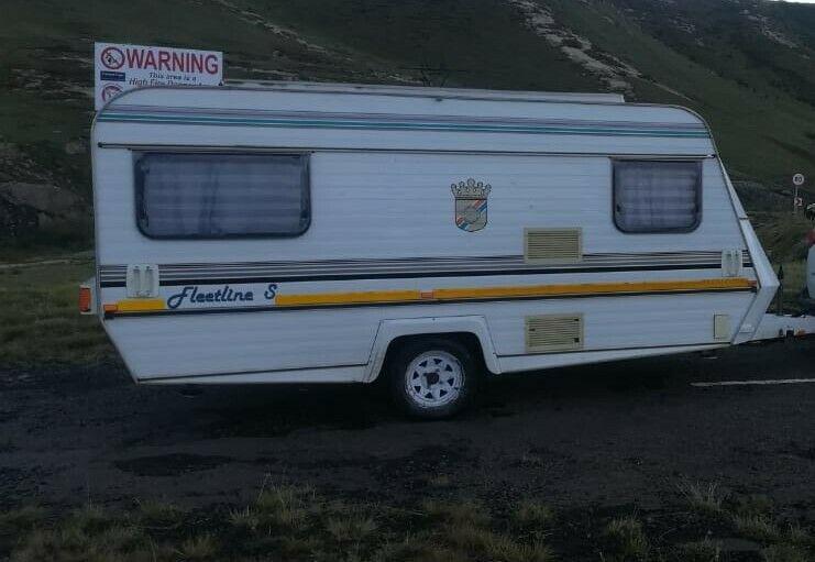 Jurgens fleetline s caravan