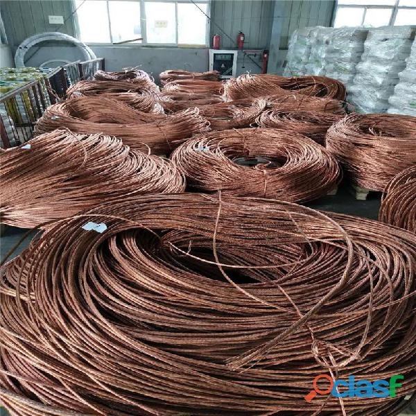 South african copper wire scrap, (mill berry) 99.99% suppliers