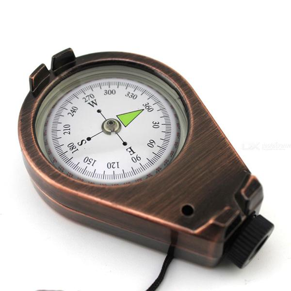 Hiking camping north pointer compass