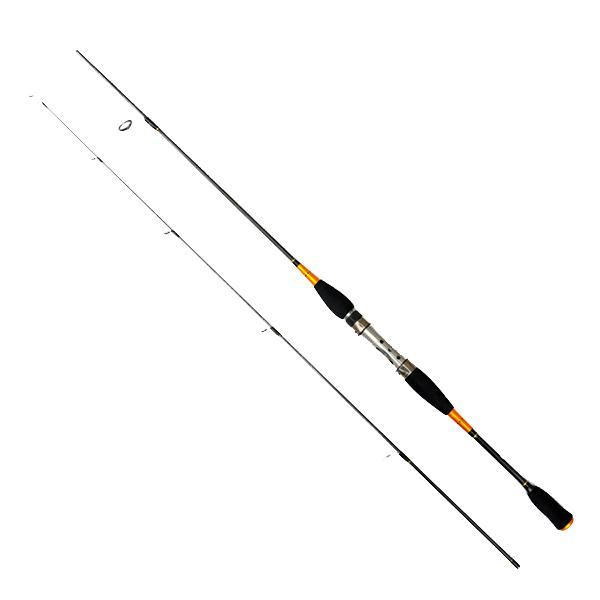Leo 1.8m carbon spinning fishing rod water fishing travel