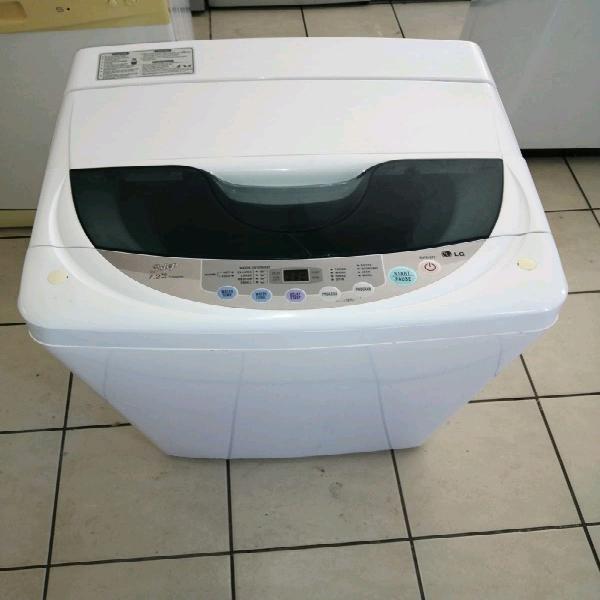 Lg 7.2kg top loader washing machine