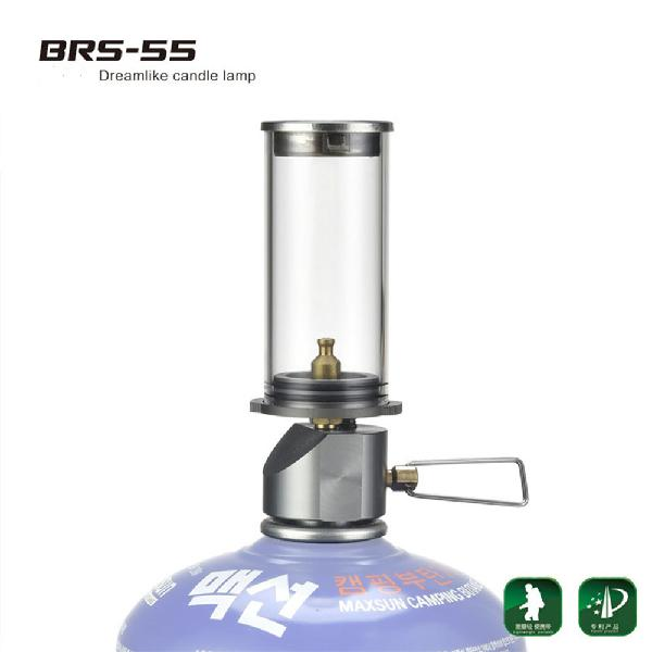 Portable outdoor camping gas lamp - 0.21kg