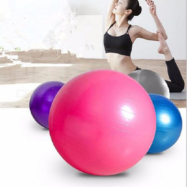 Professional new 55cm anti-slip fitness yoga ball, core yoga
