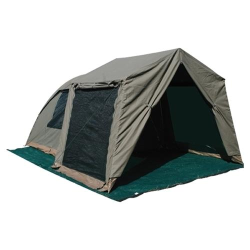 Tentco junior baobab combo - canvas tent
