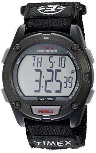 Timex expedition classic digital chrono alarm timer 41mm