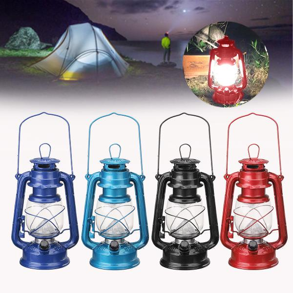 Vintage style 15 led emergency light battery operated indoor