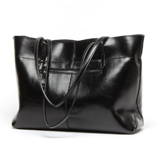 Women's lady leather fashion shoulder bag