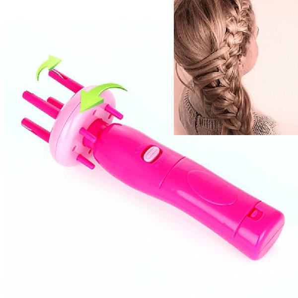 Braid x-press diy electric fashion hair tools twist braid