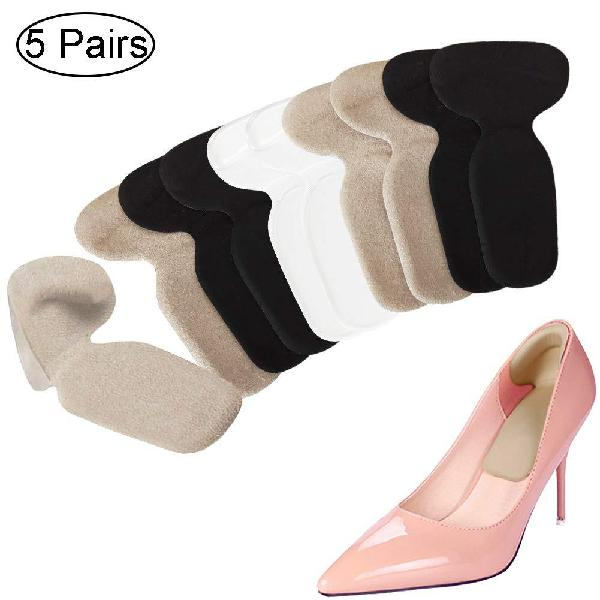 Heel cushion inserts - heel grips & shoe pads for women -