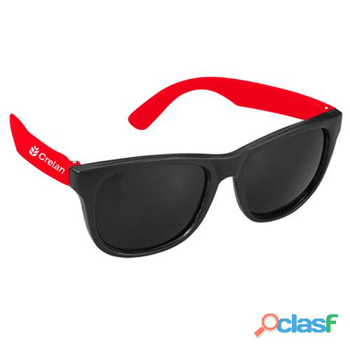 Advertise your brand with personalized two tone sunglasses