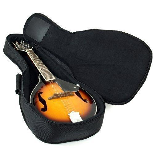 Hola! heavy duty a & f style mandolin gig bag (soft case)