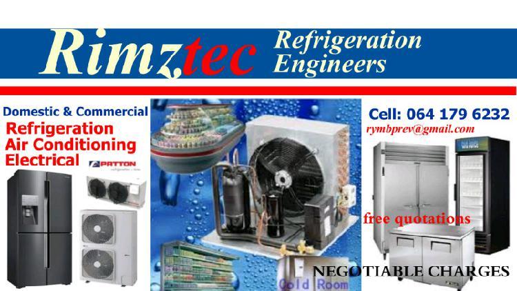 Professional fridge repairs and air conditioners