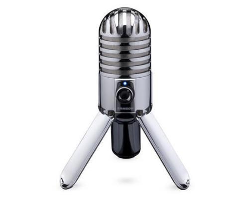 Samson meteor mic usb studio microphone for computer