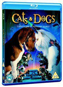 Cats and dogs (blu-ray disc)
