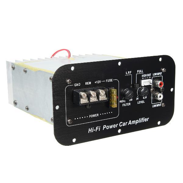 150w car subwoofe hi-fi bass power stereo amplifier board