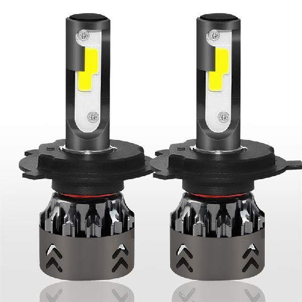 60w car led headlights bulbs fog lamps h1 h4 h7 h11 9005