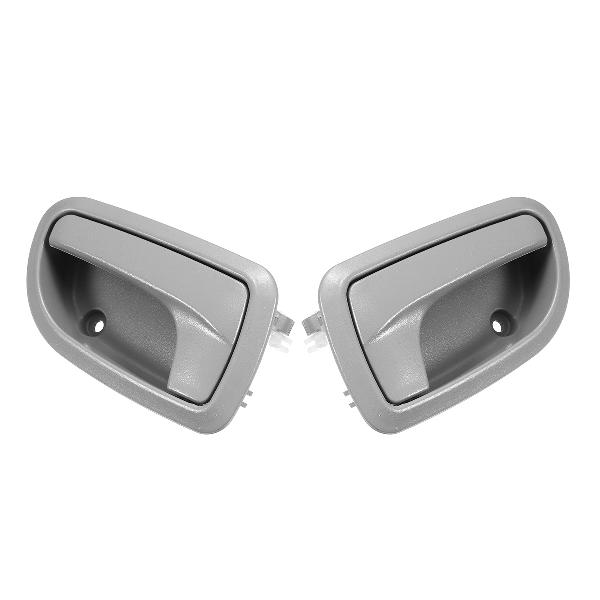 Grey inside interior door handles for kia pianto morning