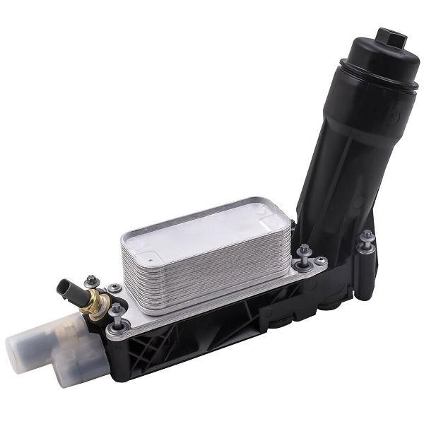 Oil cooler filter housing 5184294ae for jeep dodge chrysler