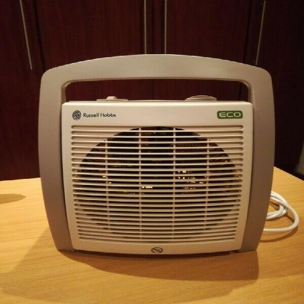 Russel hobbs eco fan heater for sale
