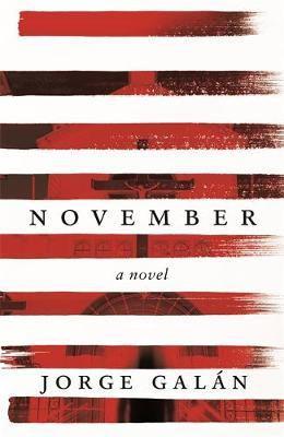 November - a novel (paperback)