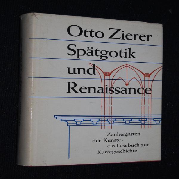Otto zierer spatgotik und renaissance