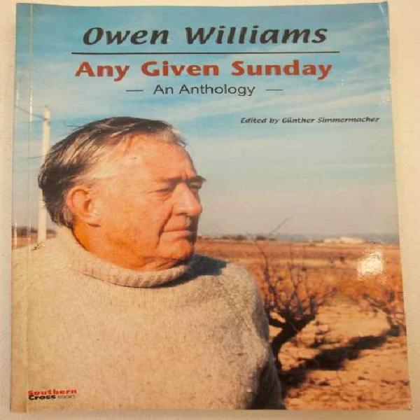 Owen Williams: Any Given Sunday, An Anthology - Gunther