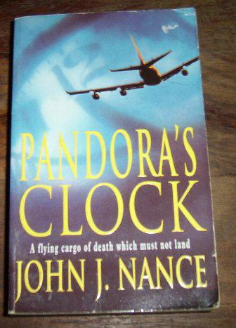 PANDORA'S CLOCK BY JOHN J. NANCE 0