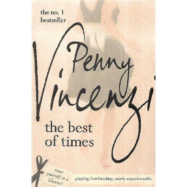 The best of times (with author's dedication) | penny vincent