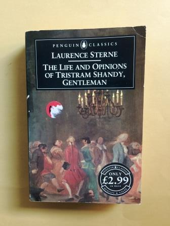 The Life and Opinions of Tristram Shandy, Gentleman,