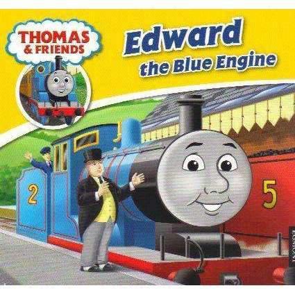 Thomas and friends, edward the blue engine   rev. a.w. awdry