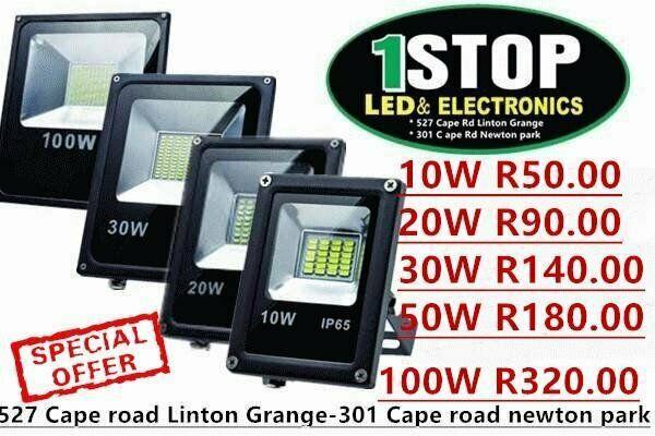 10w 20w 30w 50w 100w led smd flood light