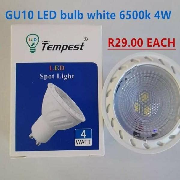 Gu10 ac - mr16 dc led spotlight bulb 4w 5w 7w high power
