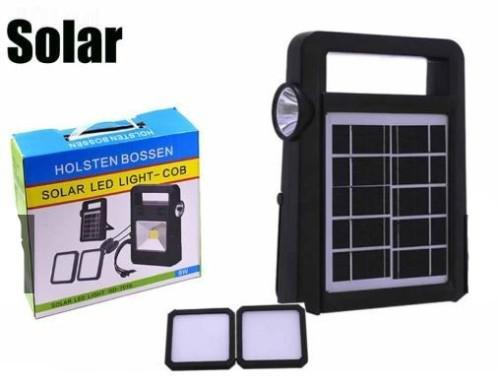 Solar light kit...great emergency light kit...very ltd stock